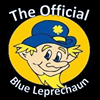 The Blue Leprechaun