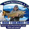 Priest and Lake Pend Oreille Guide Service
