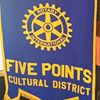 Rotary Club of Five Points Cultural District