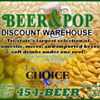 The Beer & Pop Discount Warehouse