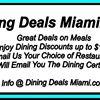 Dining Deals Miami
