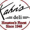 Kahn's Deli in The Village