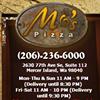 Mo's Pizza & Wine Dive