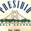 Presidio Golf Course & Cafe
