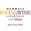 Mammoth Food & Wine Experience