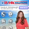 Sandy K. Rickabaugh YOUR REALTOR for LIFE.