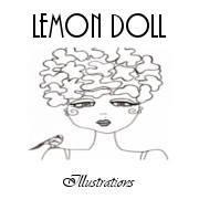 Lemon Doll Illustrations