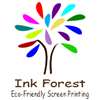 Ink Forest Eco-Friendly Screen Printing