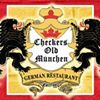 Checkers Old Munchen