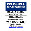 Coldwell Banker Realty Corp Associates