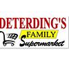 Deterding's Family Market