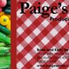 Paiges' Produce/CSA