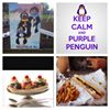 The Purple Penguin