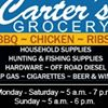 Carter's Grocery