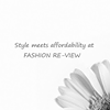 Fashion Re-View Consignment
