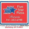 Five Star Pizza - Sarasota