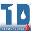 Test One Drop - Type 1 Diabetes Awareness