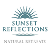 Sunset Reflections by Natural Retreats