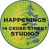 Happenings At 14 Cedar Street Studios