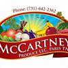 McCartney Produce LLC