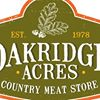 Oakridge Acres Country Meat Store