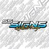 SS Signs & Vehicle Wraps