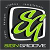 Sign Groove