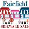 Town of Fairfield Sidewalk Sale