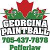 Georgina Paintball