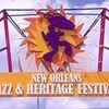 New Orleans Jazz Fest Krewe