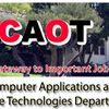 Pierce College Computer Applications (CAOT) Department