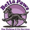 Bella Paws dog walking & pet services