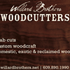 Willard Brothers Woodcutters