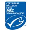 MSC Sverige - Blå fisk