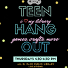 Teen Hangout at EPPL