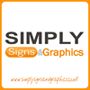 Simply Signs & Graphics Tibshelf ,  07722 896297.