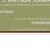 J Watson Joinery