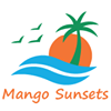 Mango Sunsets at Seychelles