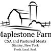 Maplestone Farm CSA and Pastured Meats