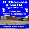 H Thomson & Son Ltd
