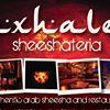 Exhale Sheeshateria, Birmingham