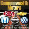 Commonwealth Motors  Kia, Honda, Nissan, Chevrolet & Volkswagen