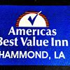Americas Best Value Inn - Hammond, La.