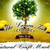 The Organic Lemon Tree Market