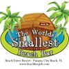 World's Smallest Beach Bar