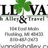 Sullivan's Irish Alley...and Travel Too!