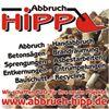 Abbruch Hipp Hechingen