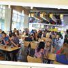 SFU Residence Dining Hall