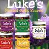 Luke's Mill Creek Farm -  Pickled Garlic Scapes and Garlic Scape Pesto