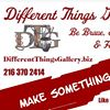 Different Things Gallery